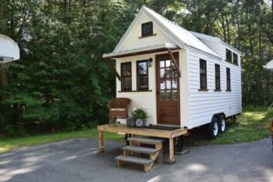Tiny House Farmhouse Style