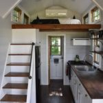 How to Build Tiny House Stairs