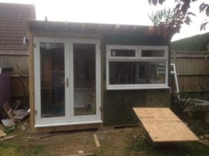 Read more about the article Backyard Office Sheds With No Electric, Water Nor Drainage
