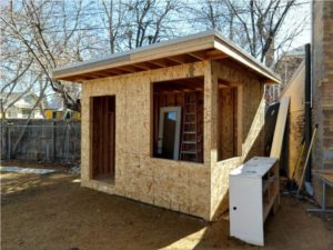 Read more about the article Step By Step Illustrated Guide: Building A Backyard Office